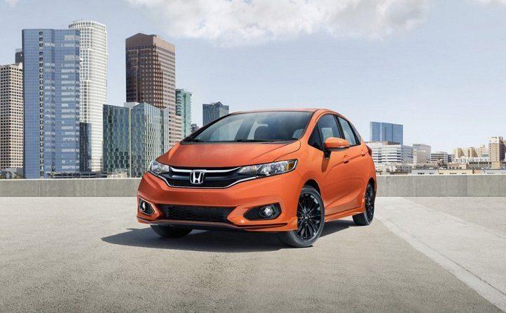 Honda Fit lộ diện với thiết kế hoàn toàn mới