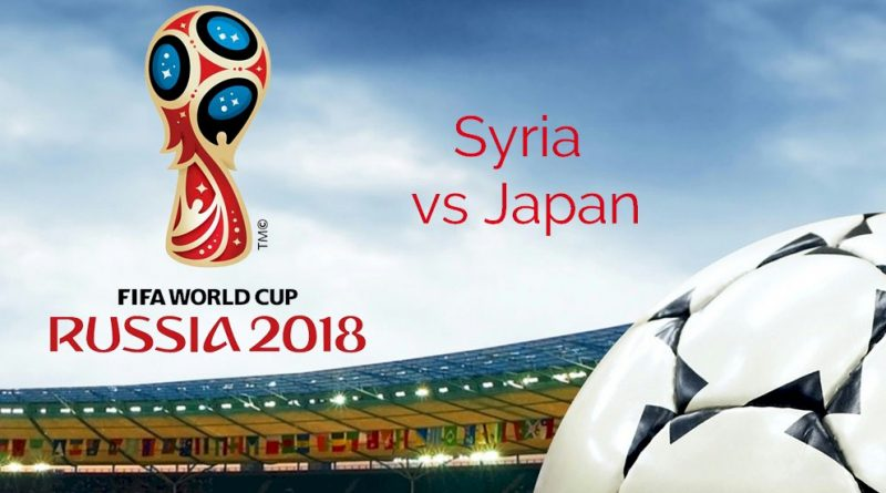 Syria-vs-Japan