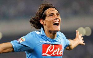 Trở lại Napoli thi đấu là niềm mơ ước của Cavani