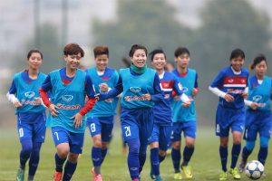 Lịch thi đấu bóng đá nữ tại sea game 29