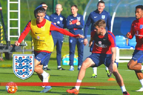 U21 Anh đang chơi ấn tượng