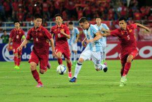 U22 Việt Nam bị theo dõi trước thềm seagame