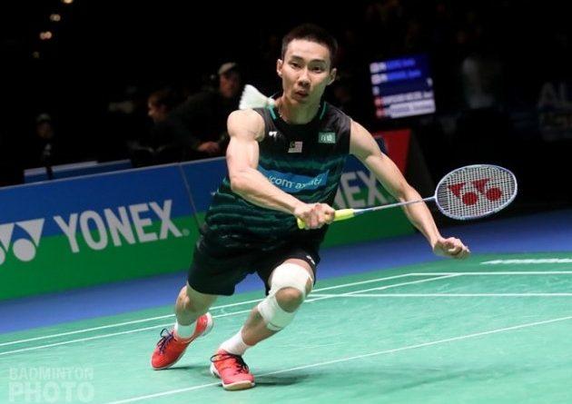 Tin cầu lông: Lee Chong Wei liệu có cơ hội tại giải BWF Super Series Finals