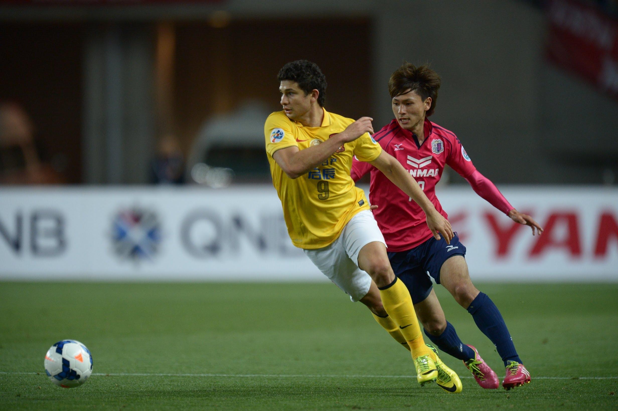 Guangzhou Evergrande vs Cezero Osaka