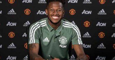 Fred chính thức hoàn tất thương vụ 52 triệu bảng