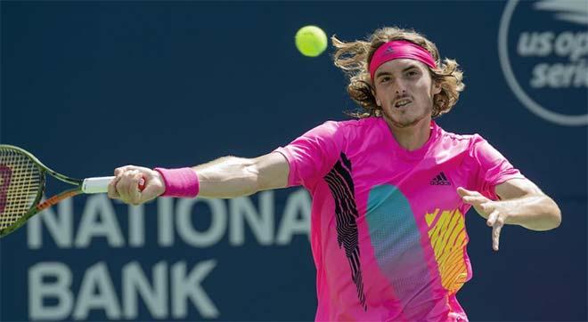 Vòng 3 Rogers Cup: Djokovic thua sốc tay vợt 19 tuổi