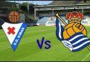 Eibar vs Sociedad (03h00 ngày 01/09, VĐQG Tây Ban Nha)