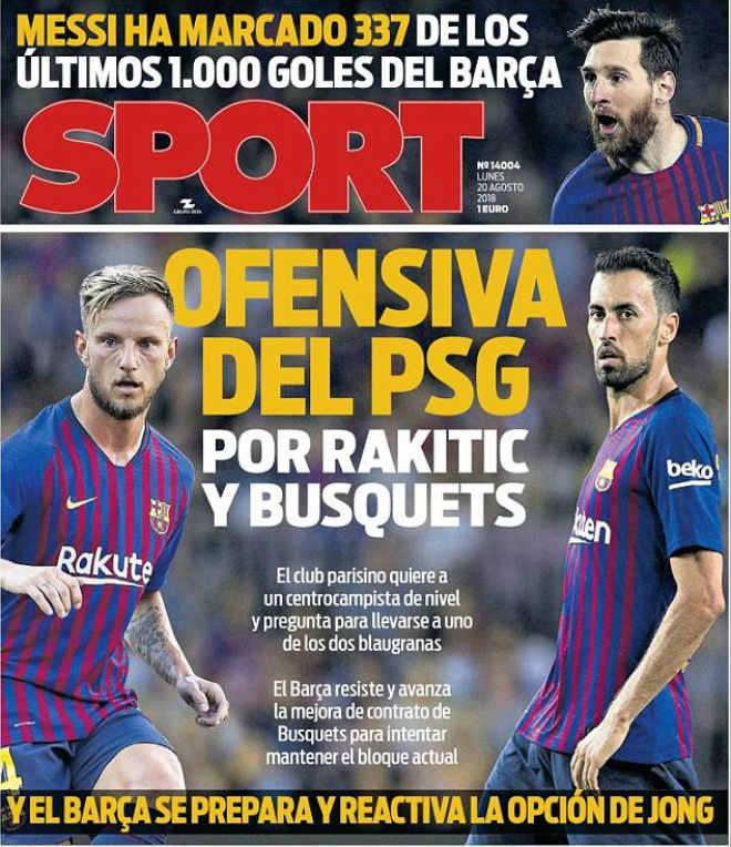 """PSG """"chịu chơi"""" tậu 2 SAO Barca"""