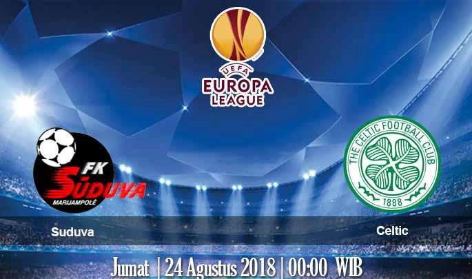 Nhận định chính xác Suduva vs Celtic, 00h00 ngày 24/8: Europa League