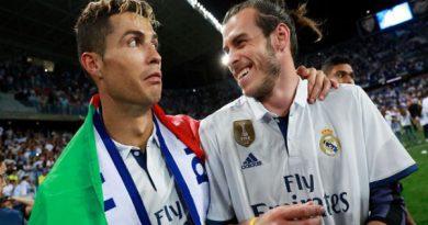 Bale đá đểu Ronaldo đến Juventus