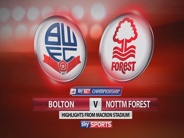 Nhận định Bolton vs Nottingham