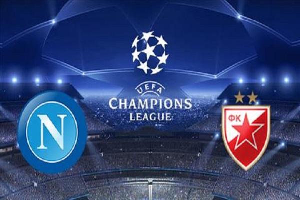 Nhận định Napoli vs Crvena Zvezda