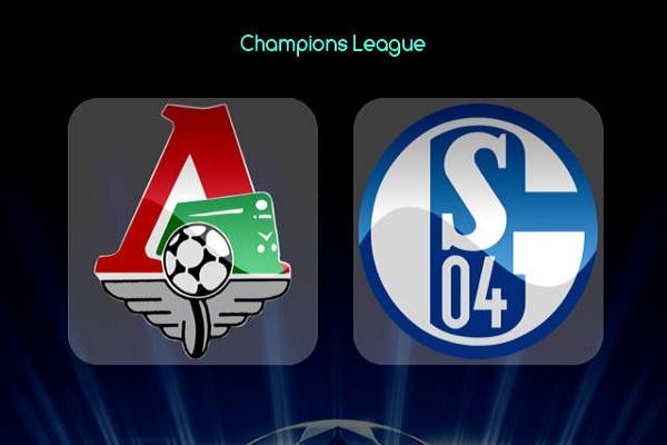 Nhận định Schalke vs Lokomotiv Moscow