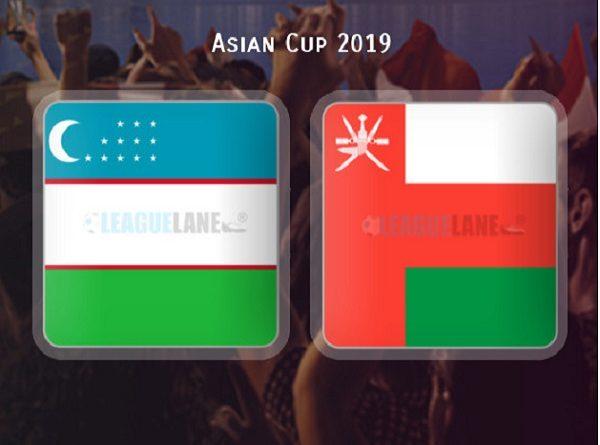 Nhận định Uzbekistan vs Oman