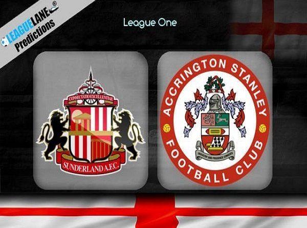 Nhận định Sunderland vs Accrington