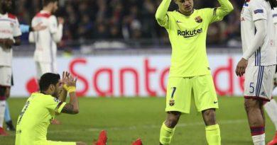 Barcelona có khả năng cao hơn giành vé vào tứ kết