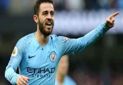Man City trói chân Bernado Silva đến 2025