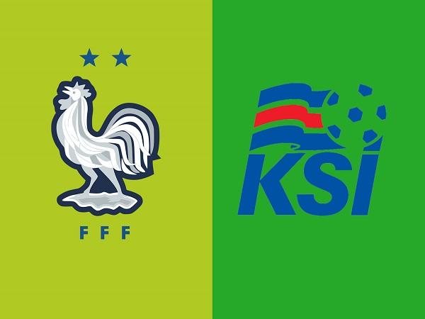Soi kèo Pháp vs Iceland, 2h45 ngày 26/03