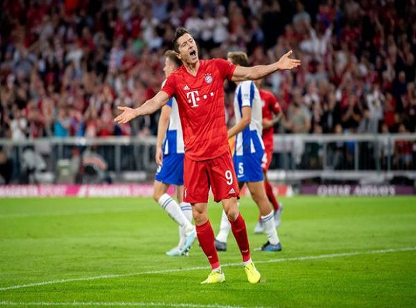 Bayern khởi đầu thất bại 4 bàn