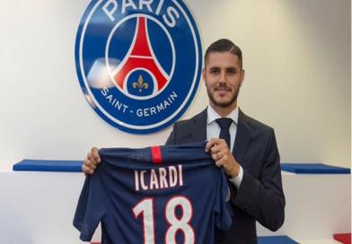 Chuyển nhượng: PSG chiêu mộ thành công tiền đạo Mauro Icardi