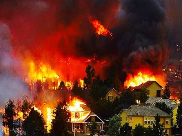 Mơ cháy nhà là điềm báo dữ hay lành - Đánh con số nào?