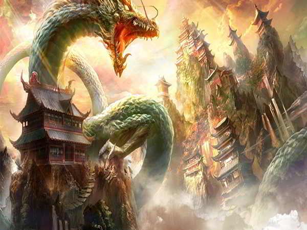 Nằm mơ thấy rồng là điềm báo gì - Đánh con số nào?
