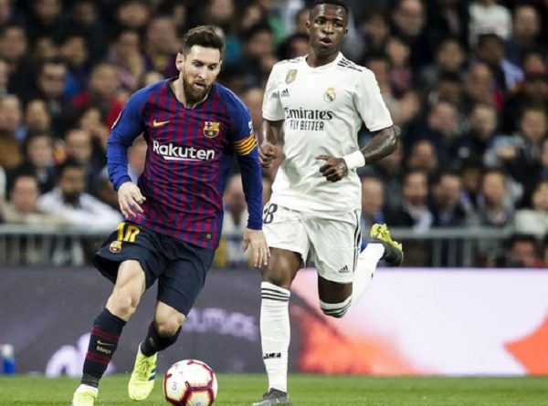 Trận El Clasico có thể phải di dời từ Camp Nou sang Bernabeu