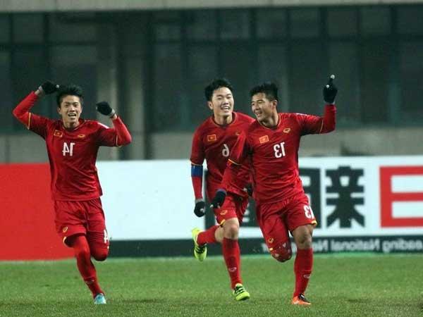 Đức Chinh hiện đang chơi cho SHB Đà Nẵng