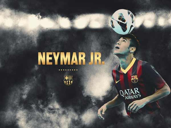 Hình nền cầu thủ Neymar dành cho laptop