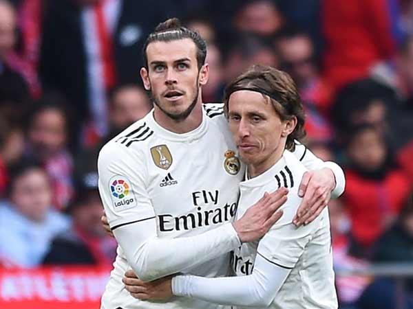 Luka Modric là một trong 10 cầu thủ chơi hay nhất 2018 do FIFA bầu chọn