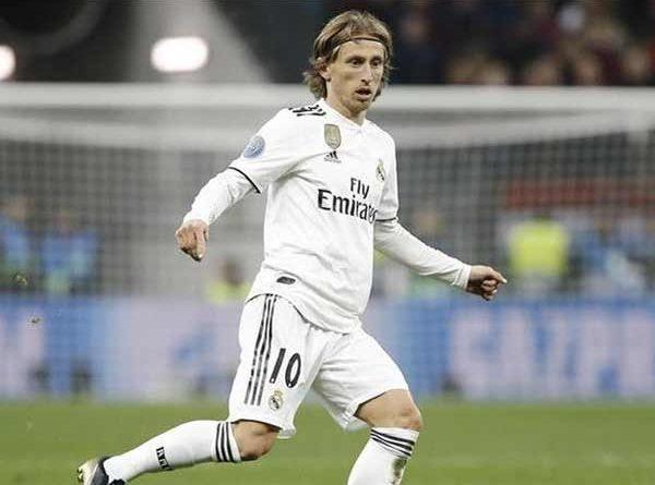 Luka Modric - tiền vệ trung tâm tài hoa của nền bóng đá thế giới