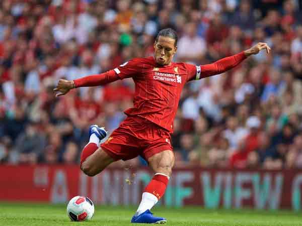 Năm 2017, Virgil Van Dijk đã gia nhập CLB Liverpool