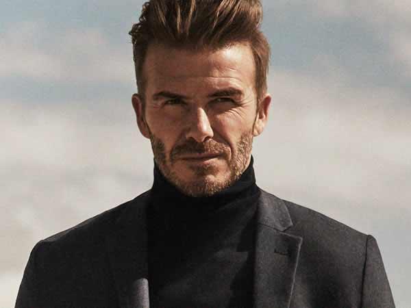 David Beckham là một cầu thủ bóng đá nổi tiếng thế giới
