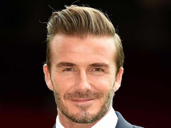 David Beckham lịch lãm khi mặc vest