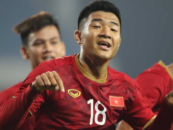 Hà Đức Chinh - chàng tiền đạo năng nổ của bóng đá Việt Nam
