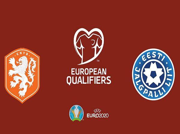 Nhận định kèo Hà Lan vs Estonia 2h45, 20/11 (VL Euro 2020)