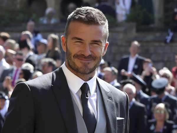 Hình ảnh Full HD của David Beckham 2019