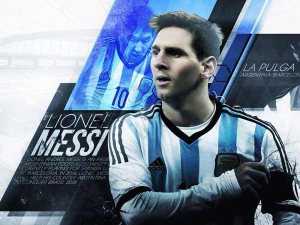 Messi và những hình ảnh mới nhất được cập nhật