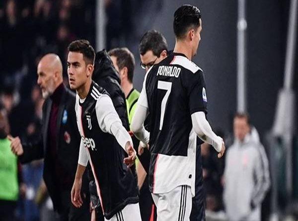 Ronaldo lên tiếng tình hình hiện tại của Juventus