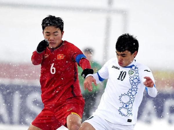 Lương Xuân Trường - cầu thủ bóng đá chuyên nghiệp