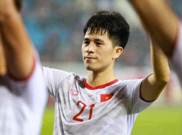 Đình Trọng hiện đang chơi bóng cho Hà Nội T&T