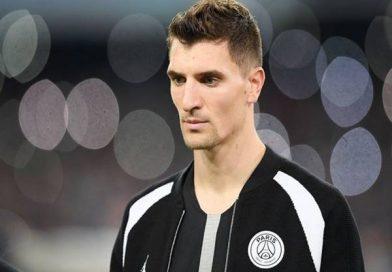 Ngôi sao Meunier chuẩn bị rời Paris Saint-Germain vào mùa hè