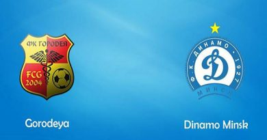 Nhận định Gorodeya (R) vs Dinamo Minsk (R), 17h30 ngày 10/04