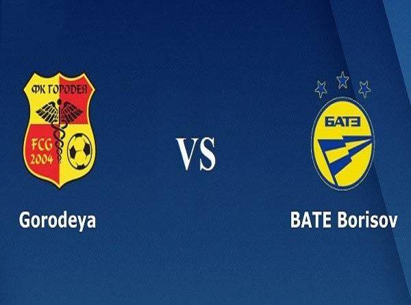 Nhận định kèo Gorodeya vs BATE Borisov, 21h00 ngày 25/4