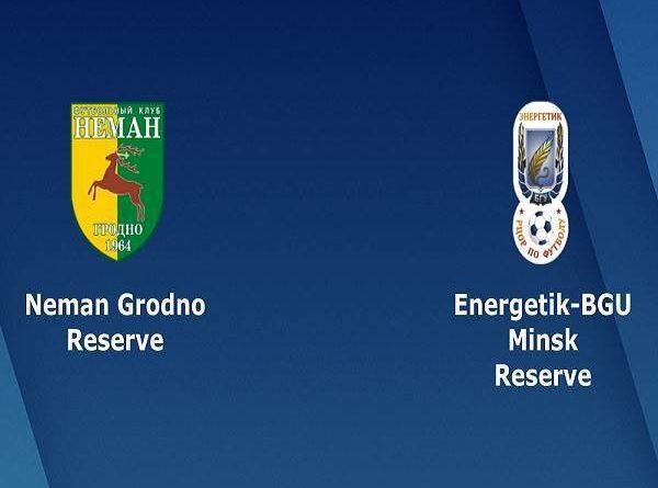 Nhận định Neman Grodno (R) vs Energetik BGU (R), 19h00 ngày 23/04