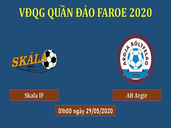 Nhận định Skala vs AB Argir, 01h00 ngày 29/5