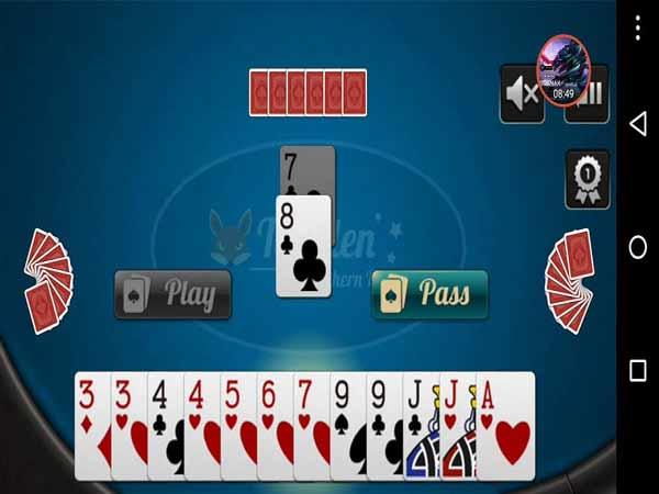 Game chơi bài tiến lên- đơn giản, dễ chơi, siêu lôi cuốn