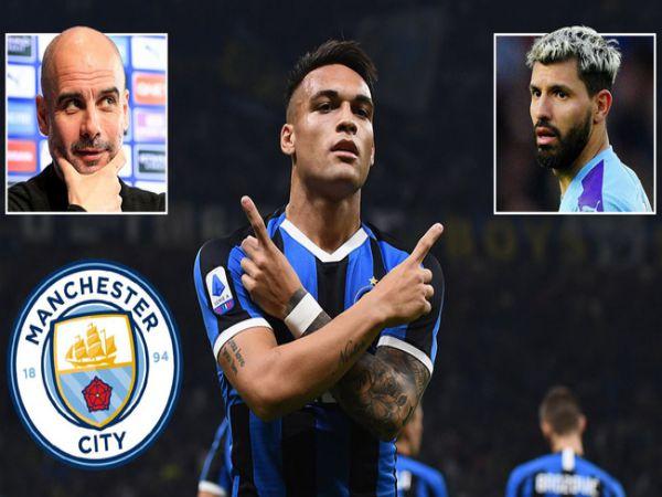 Man City quyết giành Lautaro Martinez