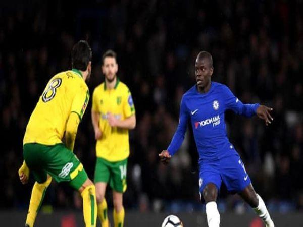 Nhận định kèo bóng đá Chelsea vs Norwich City