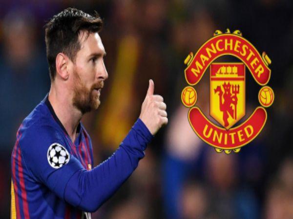 Chuyển nhượng MU 28/8: MU sẵn sàng kích nổ siêu bom tấn Messi
